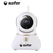 SAFER New Wireless IP Camera Wifi 720P Hd Cctv Camera Home P2P Security Surveillance Two-Way Audio Support SD Card Baby Monitor(China)