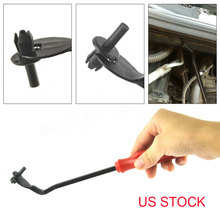Car Door Trim Pannel Fastener Clips Remover Tools Car Plastic Rivets Buckle Screwdriver Hand Tool Set Vehicle Truck Repair Kit(China)