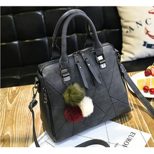 Brand Fashion PU Women Bag Handbags Women Famous Designer Women Leather Handbags Luxury Ladies Hand Bags Shoulder Sa