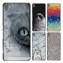 Grumpy Cat Great I Am A Background Style Case Cover for Sony Ericsson Xperia X XZ XA XA1 M4 Aqua E4 E5 C4 C5 Z1 Z2 Z3 Z4 Z5