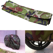Hot Camouflage Universal Motorcycle Covers Waterproof UV Resistant Anti-dust Sunscreen Washable Scooter Cover For All Scooters