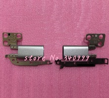 new LCD Hinges For DELL INSPIRON 13MF 7378 7368 P69G SERIES Right & Left Lcd Hinge Set(China)