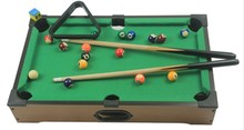 Billiard Table Mini Snooker Pool household game for children and adult one set