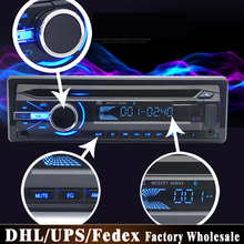 DHL/Fedex/UPS 10Sets 12V Detachable Panel Car CD MP3 Radio Stereo Player Support Bluetooth SD USB WMA FM CD VCD DVD S690