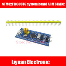 1pcs Smart Electronics STM32F103C8T6 ARM STM32 Minimum Development Board Module(China)