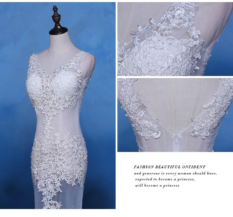 Muinasjutulised merineitsi lõikega kleidid