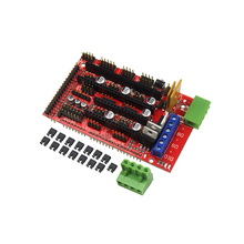 Free Shipping !! RAMPS 1.4 3D Printer Control Panel Printer Control for Reprap Mendel