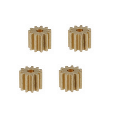 4 Pcs Metal Motor Gear Spare Parts For WL toys V959 V222 DFD F183 JJRC H8C RC Quadcopter Drone Accessories