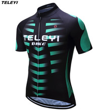 2017Green Sportswear Pro Cycling jersey Men Bike Jersey top Ropa Ciclismo clothing MTB bicycle Short Sleeve Maillot Shirt - Store store