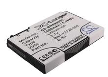 Battery For BLACKBERRY For Curve 8900, 8930, RBW71CW, RBZ41GW, RCC51UW, For Storm 2 9520, 2 9550, 9500, etc(China)