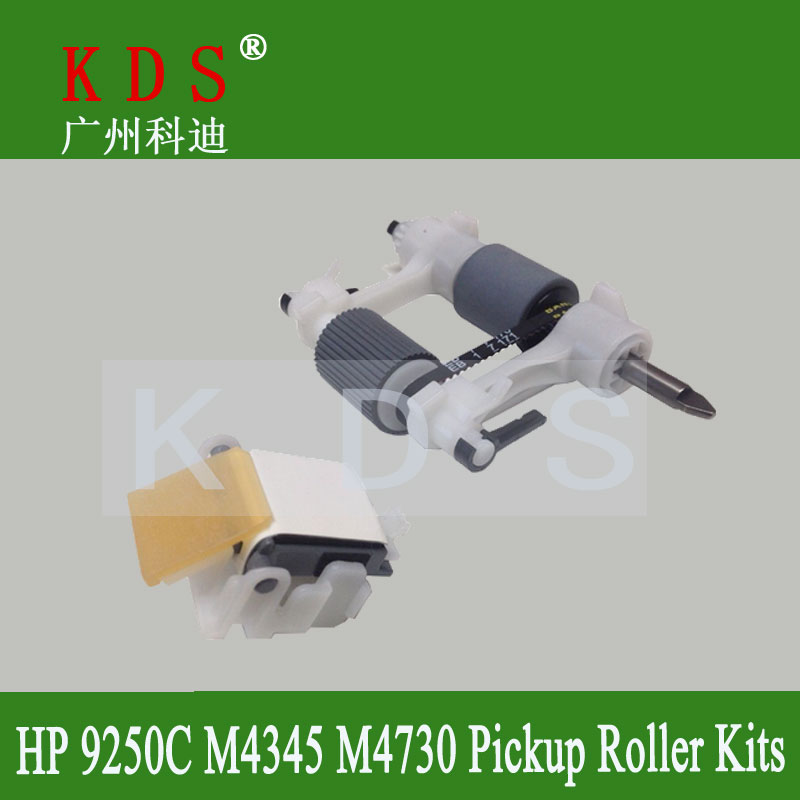 Original New Printer Spare Parts ADF Pickup Feed Roller Assembly Q5997A-67901 for HP 9250C M4345 M4730 ADF Kits Pickup Roller<br><br>Aliexpress