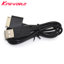10pcs USB Data Transfer Charger Cable for Sony PSP Go for PlayStation PSP-N1000 N1000 to PC Sync Wire Lead(China)