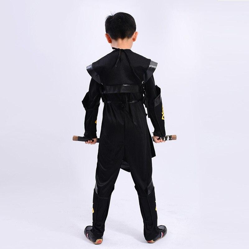 Ragazzi Ninja Signore Della Guerra Costume