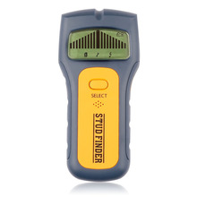 3 1 Stud Finder Handheld Scanner AC Live Wire Cable Metal Wood Detectors Detect Wall Detector Find LCD Display High Quality