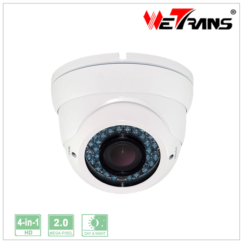 960P 4 in 1 HD CCTV Camera Support AHD/CVI/TVI/CVBS 2.8-12mm Lens Dome Metal camera 4 in1 Security CCTV camera<br><br>Aliexpress