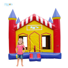Sea Shipping Factory Price Commercial Grade Inflatable Kids Jumping Castles Bouncy House For Party(China)