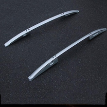 For Honda CR-V CRV 2007 2008 2009 2010 2011 Aluminium Alloy Car Exterior Roof Rack Side Rails Bars Outdoor Travel Luggage 2Pcs