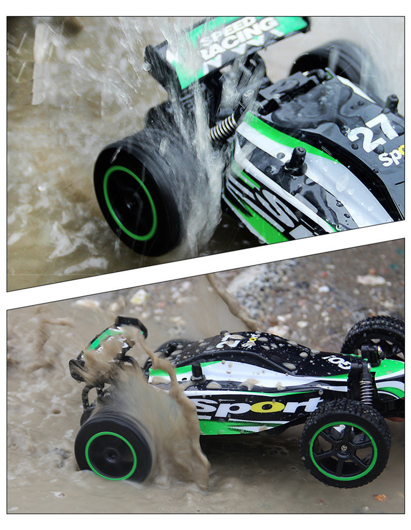120 Off Road Remote Control Car 2.4G 2WD RC Car Radio Controlled Toys  RC Electric Car Off Road Truck Boy Cool Gifts (17)