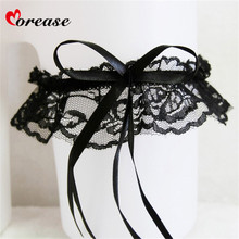 Buy Morease Lace Sexy Leg Ring bondage Adult Game Erotic Fetish Flirt Sexy BDSM Tools Sex Toys brinquedos sexuais Couple Women