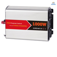 W1000 2 AC power output socket PWM control off grid inverter