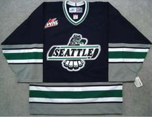 SexeMara seattle thunderbirds jersey custom Jersey NEW Any Size Any Player or Number shirts size Small S - 4xl(China)
