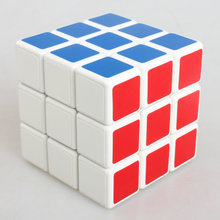 YJ8305 3x3x3 Three Layers Cube Puzzle Toy magic cube 3x3x3 Profissional Black & White Colors Neo Cube Toys For Children