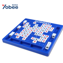 Yobee Puzzle Sudoku Board Game Math Toys for Kids Adult Fun Challenging Stress Game Children Learning Educational Toys(China)