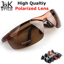 Brand Name Design Fashion Polarized Lens Goggles Driving Glasses Reduce Glare Super Light Alloy Frame Best Selling Eyewear