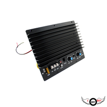 New High-Quality High-Fidelity 1000W 12V 1 Channel Car Amplifier Board Subwoofer Audio Converter Auto Amplifiers I Key Buy(China)