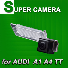 For Sony CCD Audi A1 A4 Allroad Coupe TT Coupe Roadster Q5 RS S5 A5 Cabriolet Car Back Up Parking Rear View Reverse Camera NTSC
