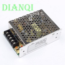 DIANQI power supply 75w 24V 3.2A power suply unit 75w 24v mini size din led  ac dc converter ms-75-24
