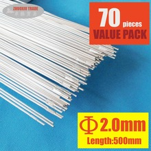 Aluminum solder mig welding wires alloy magnesium brazing soldering rods sticks stainless steel metal low temperature flux cored(China)