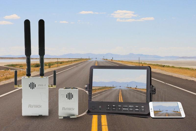 DVL1 5G 1080P Full HD Digital Video System