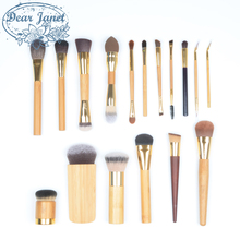 Brand new 1pc Soft Make up brushes Foundation eye lip Powder makeup brush liner blending contour Professional High quality
