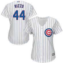 MLB Women's Chicago Cubs Anthony Rizzo Royal Alternate Cool Base Player Jersey