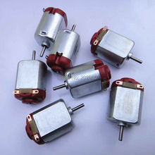 10pcs/lot Motor 130 Mini Micro DC Motor 3V 16500 RPM Four Wheel small Toy Motor Drive Motor For Experiment DIY Toy Hobbies