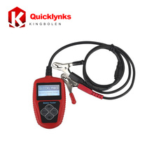 QUICKLYNKS BA101 Automotive 12V Auto Battery Tester Vehicle Battery Analyzer (100~2000 CCA) Free Shipping