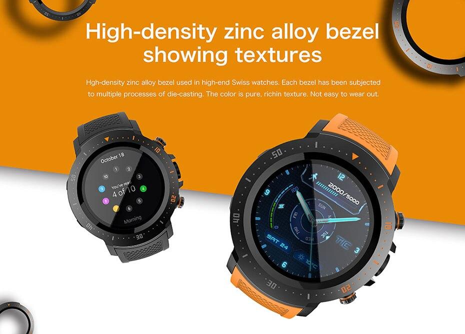 COLMI Flagship 4G Smart watch Android 7.1 OS MTK6739 1GB+16GB 400400 Display 530MAH IP67 waterproof GPS Men Smartwatch 9