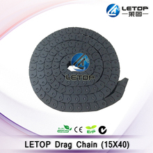15X40 LETOP Drag Chain widely used for eco solvent printer(China)