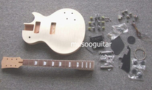 PROJECT ELECTRIC GUITAR P90 BUILDER KIT DIY(China)