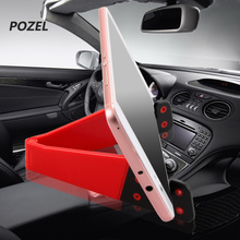 V Shape Phone Tablet  Stand Base Holder for Ford f150 f250 focus3 focus2 Focus mk2 Kuga Ka