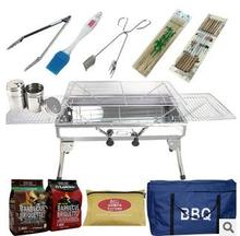 Supper quality auto charcoal BBQ ,charcoal bbq barbecue grill,outdoor bbq all set BBQ grill