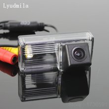Lyudmila FOR Toyota Land Cruiser LC100 120 200 / Car Rear View Camera / Reversing Back up Parking Camera / HD CCD Night Vision(China)