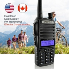 baofeng uv82 frequency portable Walkie-talkies for hunting 10km powerful walkie talkies headset walkie talkies