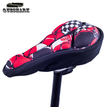 Buy Bicycle Saddle Cover Mountain Road Bike Parts Cycling Seat Cover Comfortable Soft 3D Sponge Animal Bicycle Cushion Accessoires for $7.18 in AliExpress store