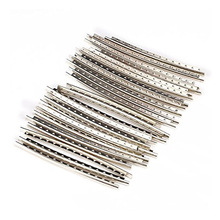 24pcs Set Electric Guitar Frets Wire Fretwire 2.2mm Copper-nickel Alloy