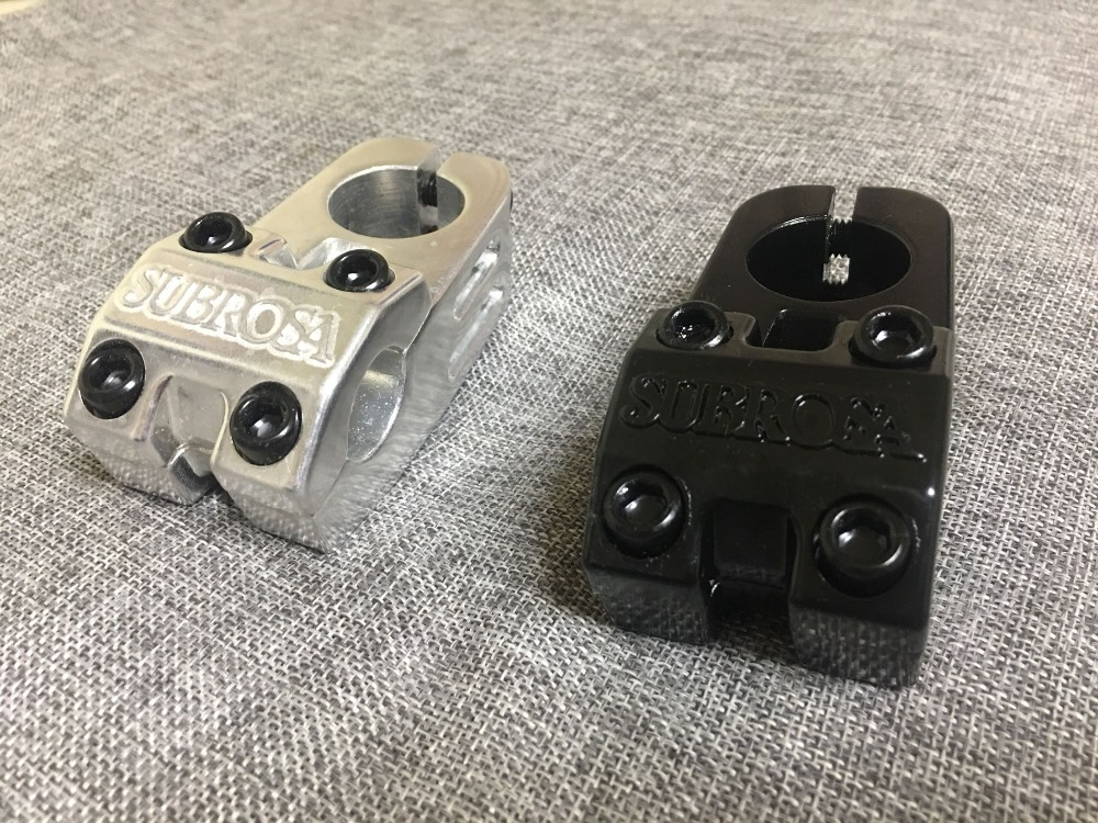 Bicycle Parts Subrosa Hold Upload Stem 6061-t6 53mm 312g Bmx Stems Back To Search Resultssports & Entertainment