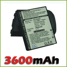 Wholesale PDA Battery For DELL Axim X50 X50V X51 X51V battery (3600mAh, Ext.)