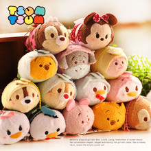 Tsum Tsum Marvel Plush doll Iron Man Spiderman Thor Captain America Tsum Tsum mini doll Collection Cute Soft Toys for gifts