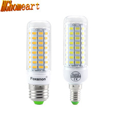 LED Highlight 5730 Corn Lamp 72 E27 Screw Mouth E14E27 Household Energy Saving Light Bulb(China)